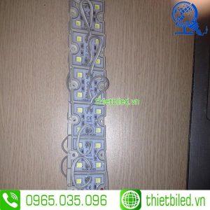 LED hắt cụm 4 bóng đế nhựa 5054
