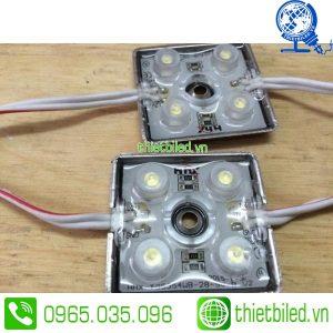 LED hắt cụm 4 bóng mắt lồi HHX