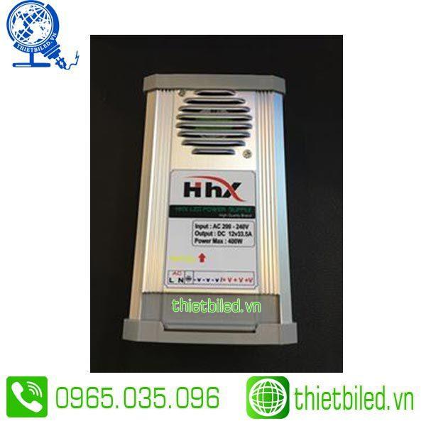 Nguồn 12V 34A chống nước HHX
