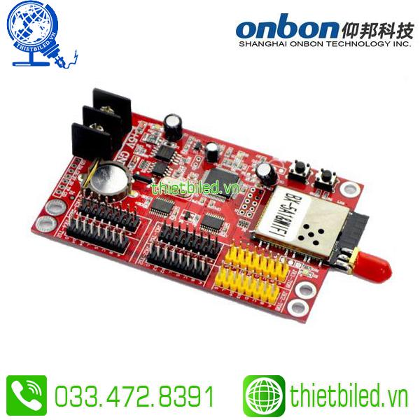 mạch điều khiển led ma trận bx-5a1 wifi