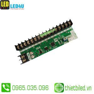 Mạch LED vẫy 16 kênh 30A