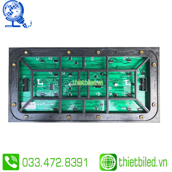 module led ma trận p10 3 màu smd
