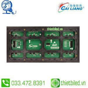module led ma trận p10 full color outdoor cai liang