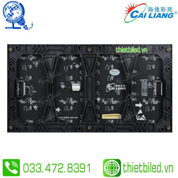 module led ma trận p5 indoor cai liang
