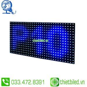 Module LED ma trận p10 xanh dương